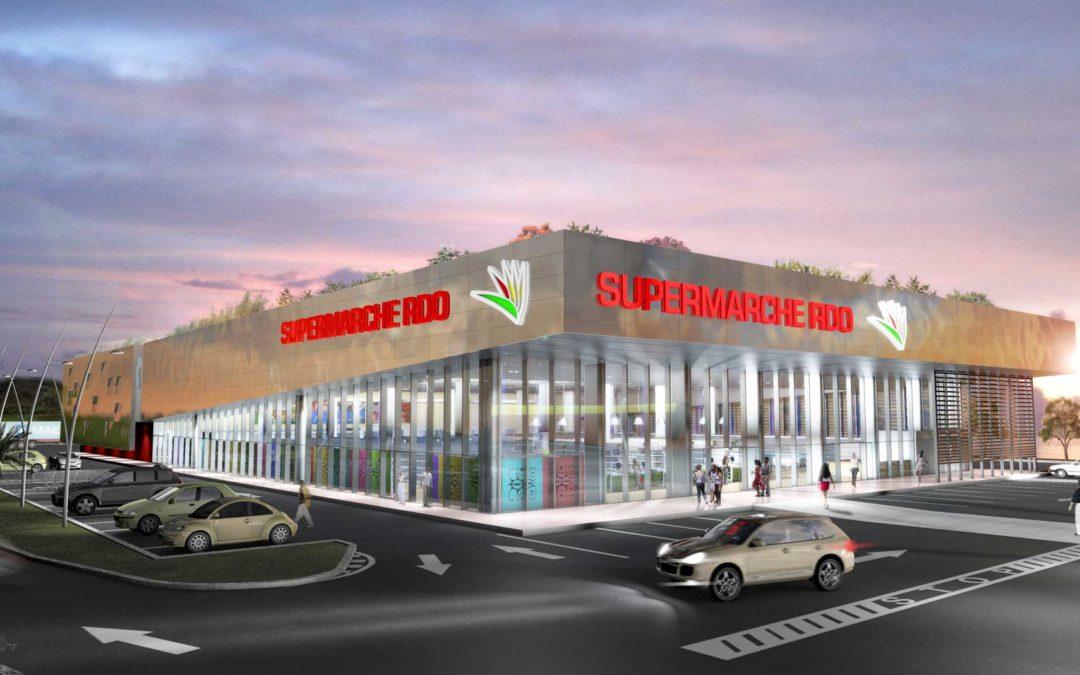 Supermarché Shell RDO