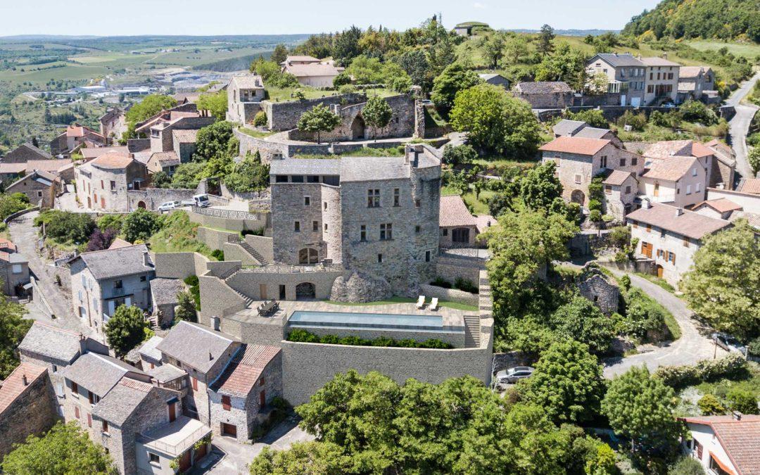 Extension et Rénovation du Château de Compeyre
