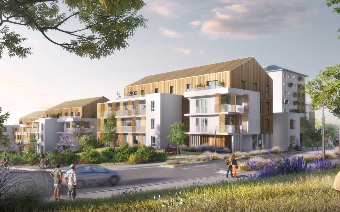 Restructuration de l'îlot Ramadier – Rodez