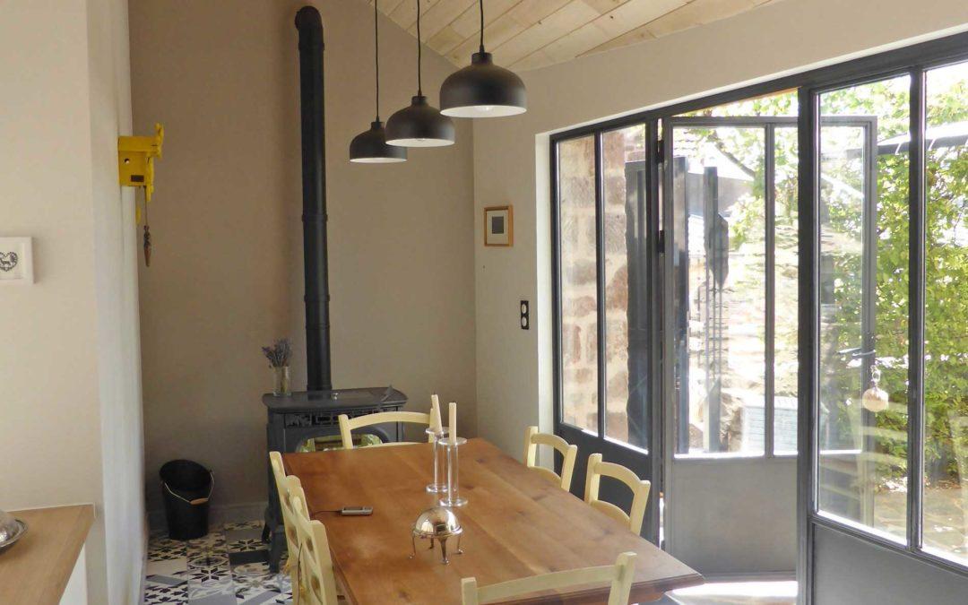 Extension d'une Maison à Saint Cyprien