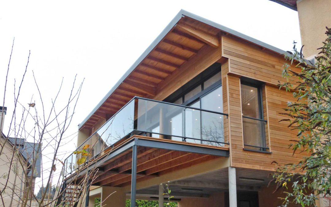 Extension d'une Maison à Marcillac