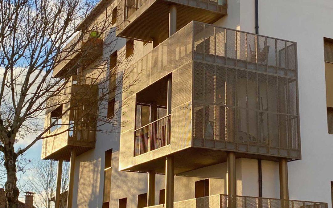 Rénovation de 60 Logements Sociaux – ABC – Onet Le Château